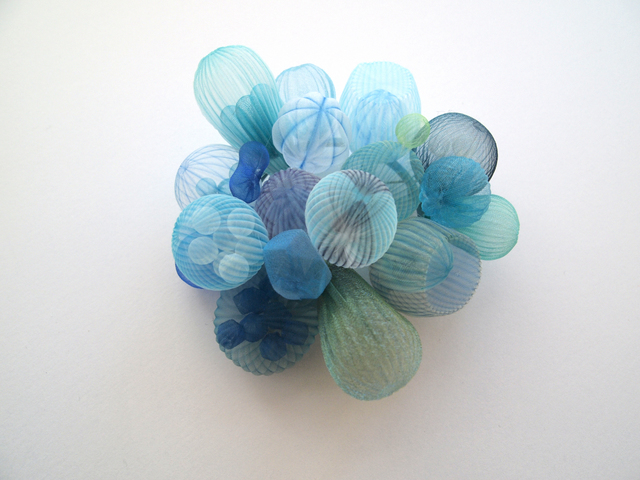 , 'Bubble Brooch,' 2017, Micheko Galerie