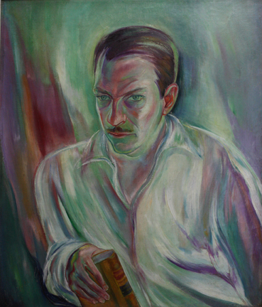 , 'Retrato de Jorge,' 1942, Pan American Art Projects