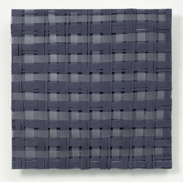 , 'Weaving Painting (gray),' 2015, One Off Contemporary Art Gallery