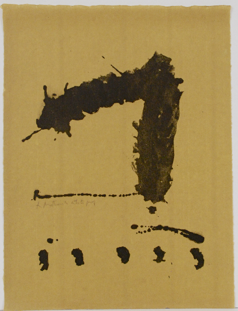 , 'Untitled,' 1967, Sragow Gallery