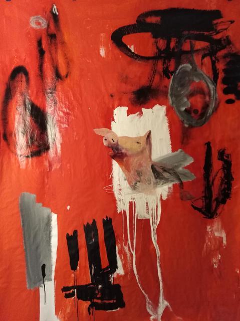 , 'Il divino dei nostri tempi,' 2019, Magreen Gallery