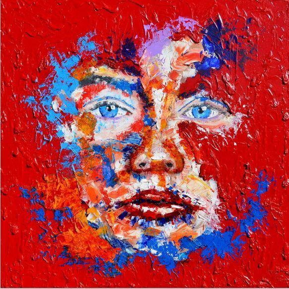 , 'Those Green Eyes ,' 2017, Bill Lowe Gallery