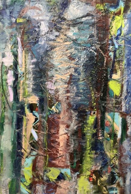 , 'Chromatic Tension,' 2018, Anita Shapolsky Gallery