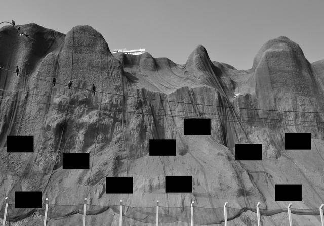 , 'Censura VI,' 2016, Ginsberg Galería