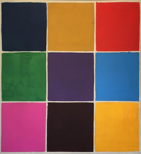 , 'Untitled (No. 279),' 1964, Washburn Gallery