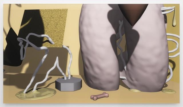 , 'Milk Bone,' 2017, Western Exhibitions
