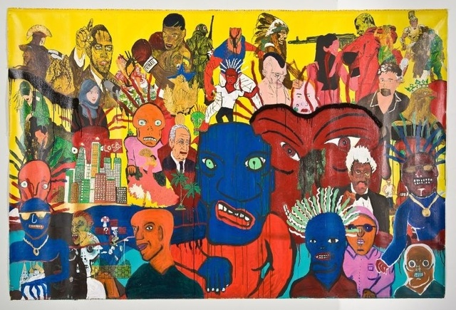 Úlfur Karlsson, 'The Nightmare', 2015, Galerie Ernst Hilger