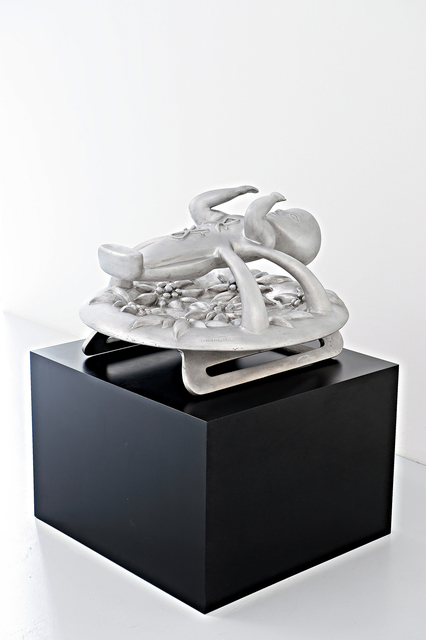 , 'Baby on Edelweiss,' 2007, Galerie Krinzinger