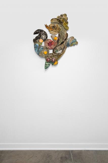 , 'Topsy Turvy,' 2001, Simone DeSousa Gallery