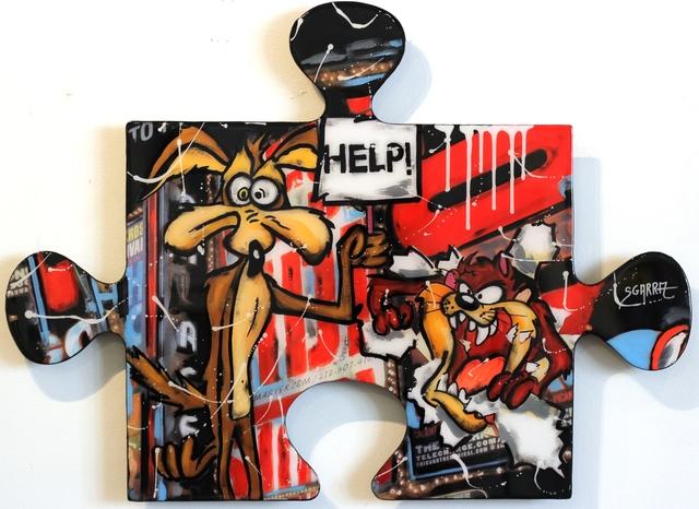 , 'Help,' 2017, Artspace Warehouse