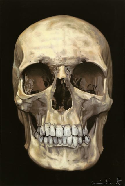 Damien Hirst The Skull Beneath The Skin 2005 Available For Sale Artsy