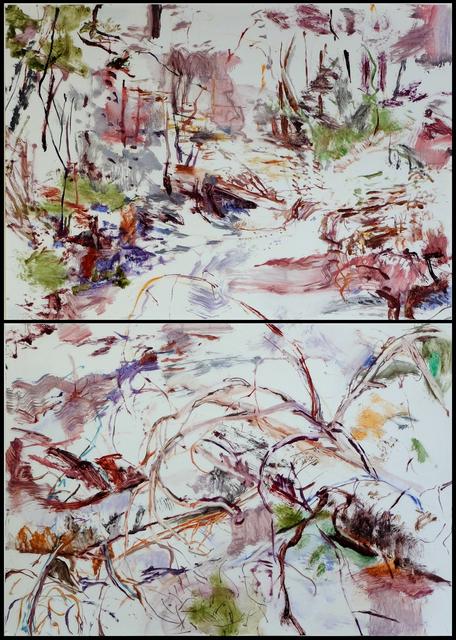 , 'Waters No. 23,' 2012, Julie M. Gallery