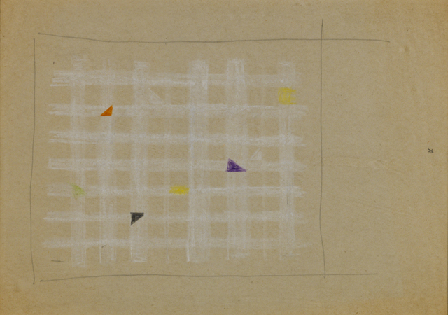 , 'Study for Composition c. 1950 (D78),' 1950, Annely Juda Fine Art