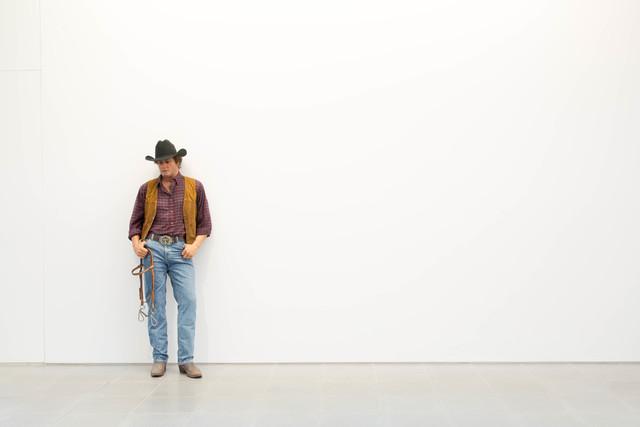 , 'Cowboy,' 1984-1995, Serpentine Galleries