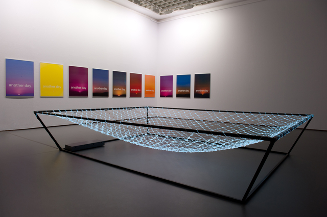 , 'Eyecatcher, light sculpture,' 2011, Galerie Van Gelder