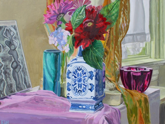 , 'Still Life with Chinese Vase,' , Cerulean Arts
