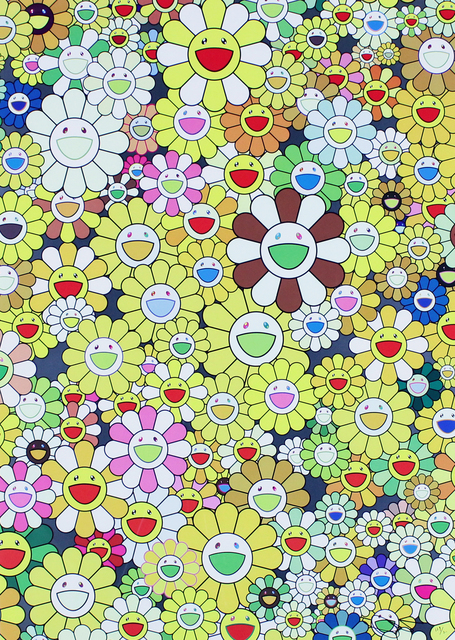 Takashi Murakami, 'An Homage to Monogold 1960 C', 2012, Print, Offset lithograph In Colour on Smooth Wove Paper, Gormleys Fine Art
