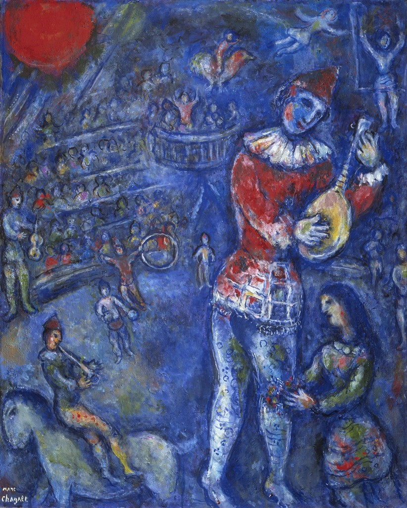 Famous Paintings Of Chagall