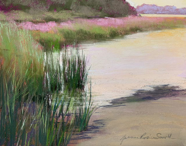 Jeanne Rosier Smith, 'Quiet Cove', 2015-2019, Copley Society of Art