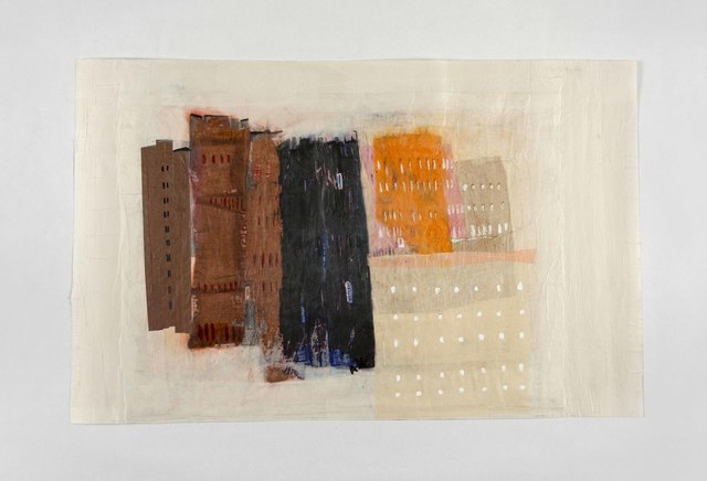 , 'Viertel 5,' 2017, Zilberman Gallery