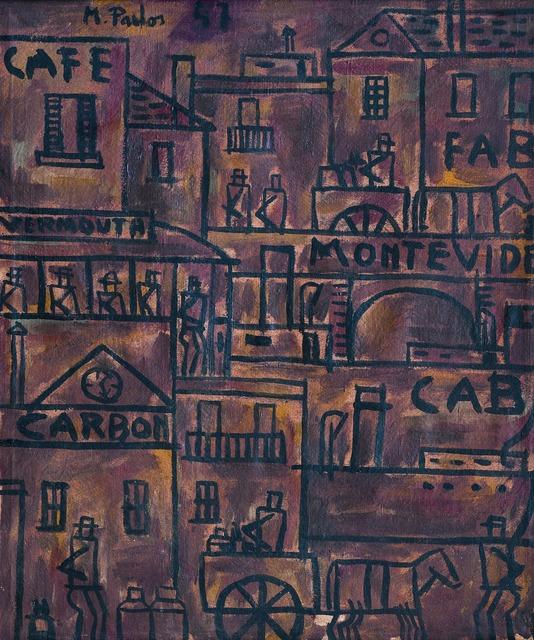 , 'Constructivo Montevideo,' 1947, Galería de las Misiones