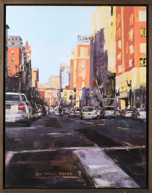 , 'Boylston Boston,' 2013, Childs Gallery