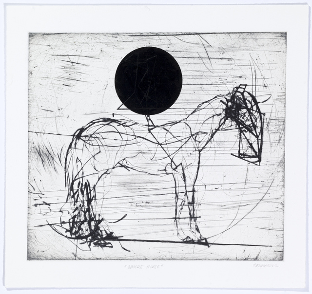 , 'Sphere Horse,' 2015-2018, David Krut Projects