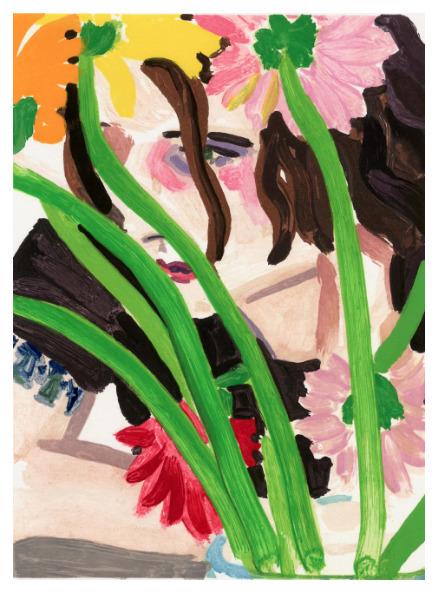 Elizabeth Peyton, 'Flower Ben', 2003, Dru Arstark Fine Art