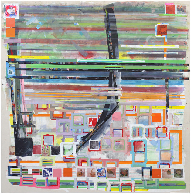 , 'matisseasirwinorange,' 2014, Miles McEnery Gallery