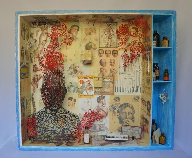 , 'El cuerpo y sus cuestiones,' 2018, Galeria Oscar Roman