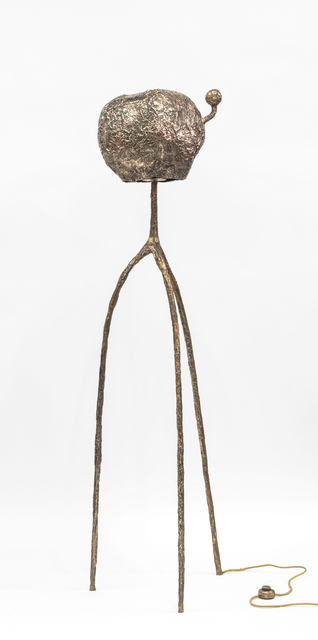 Misha Kahn, 'Floor Lamp A', 2015, Design/Decorative Art, Bronze, Friedman Benda
