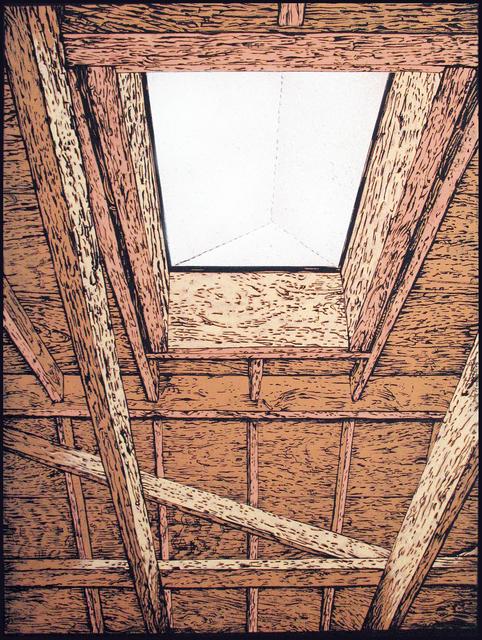 , 'Skylight,' 2016, Coagula Curatorial