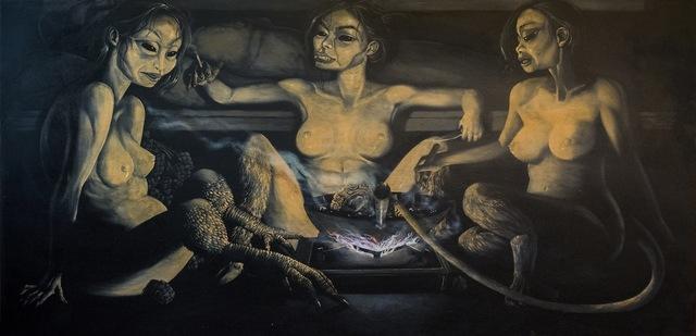 , 'Tuslob, Bruja,' 2016, Qube Gallery
