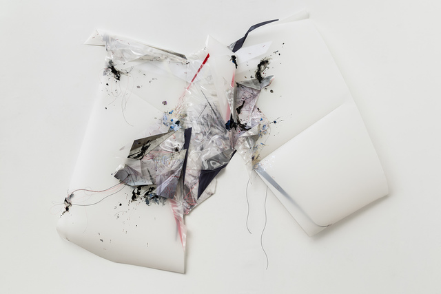 , 'Polyglot Y Rehinged,' 2016, Alfa Gallery
