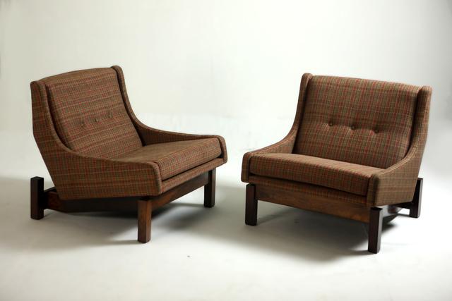 , 'Paraty armchairs,' 1963, Mercado Moderno