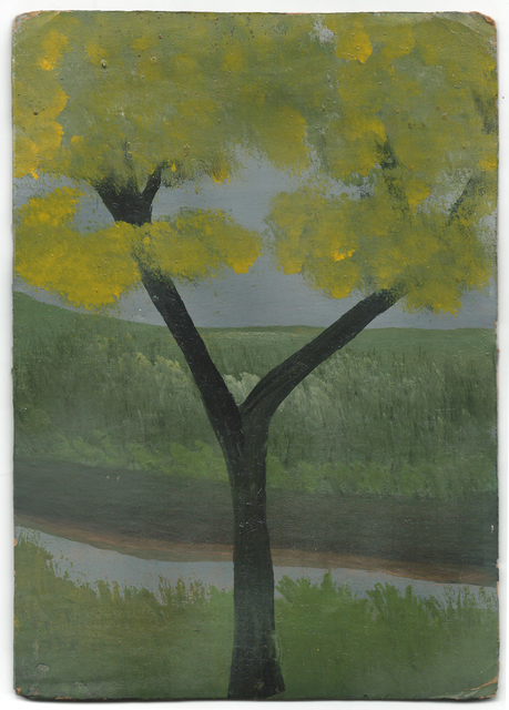 , 'Tree with Bright Green Leaves,' , Ingleby Gallery