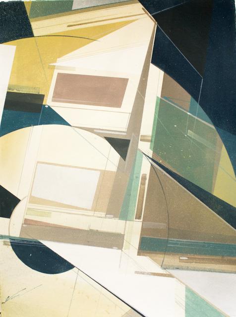 , 'Adelante No. 2,' 2014, Celaya Brothers Gallery