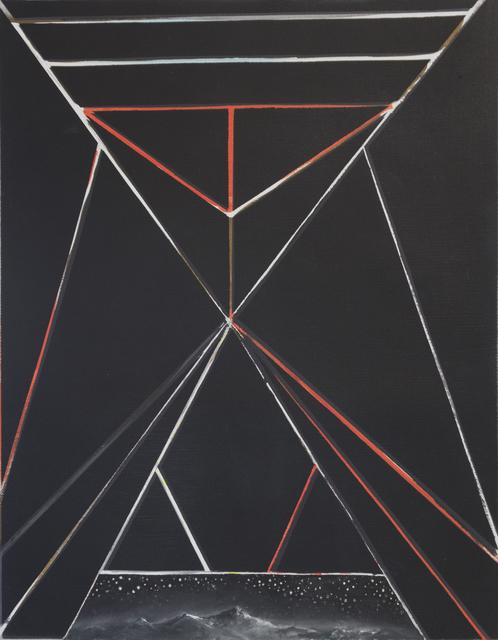 , 'Aestheticized Uncertainty ( Vacant Black),' 2015, Mind Set Art Center