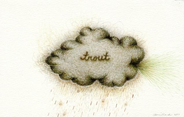, 'Trout,' , Marta Hewett Gallery