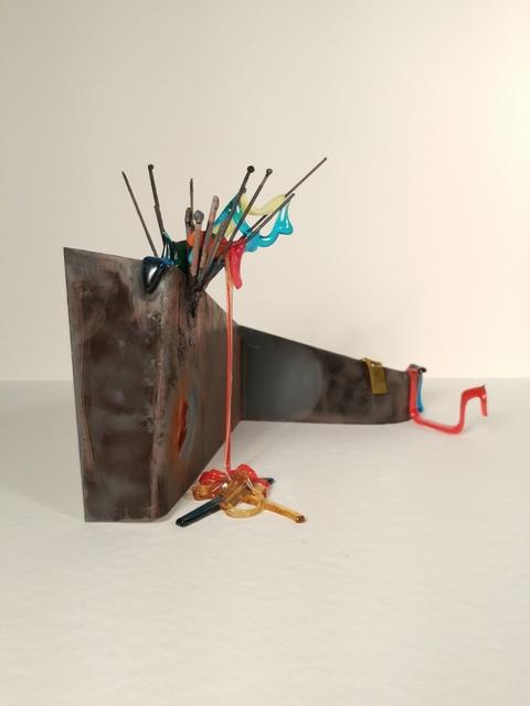 , 'Elements 13: Aluminum,' 2015, Carter Burden Gallery