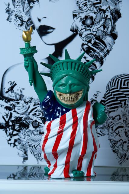 , 'Liberty Grin ,' 2019, 9 Strokes Gallery
