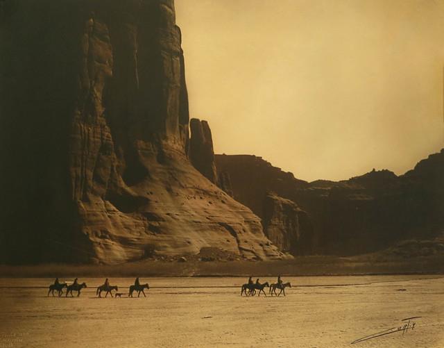 , 'Canyon de Chelly - Navaho,' 1904, Bruce Kapson Gallery