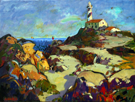 , 'Favaritx, Menorca,' 2016, Caldwell Snyder Gallery