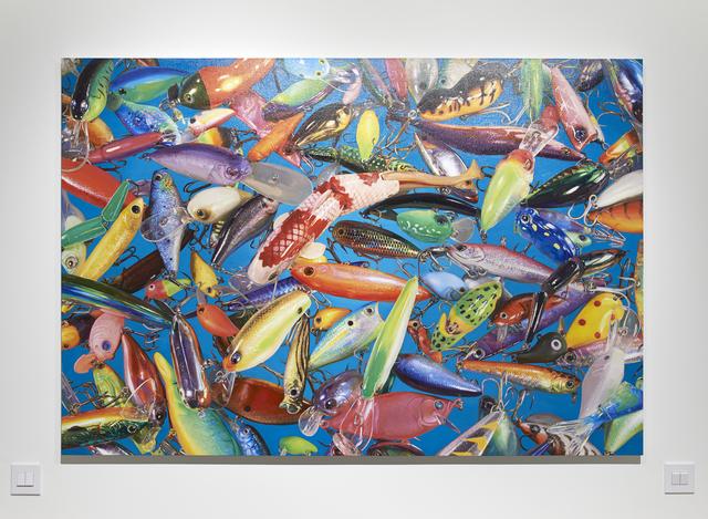 , 'Plastic Fish 1,' 2012, CHOI&LAGER