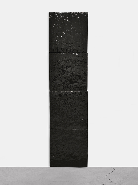 , 'Untitled (Black Earth Series),' 1978, Almine Rech