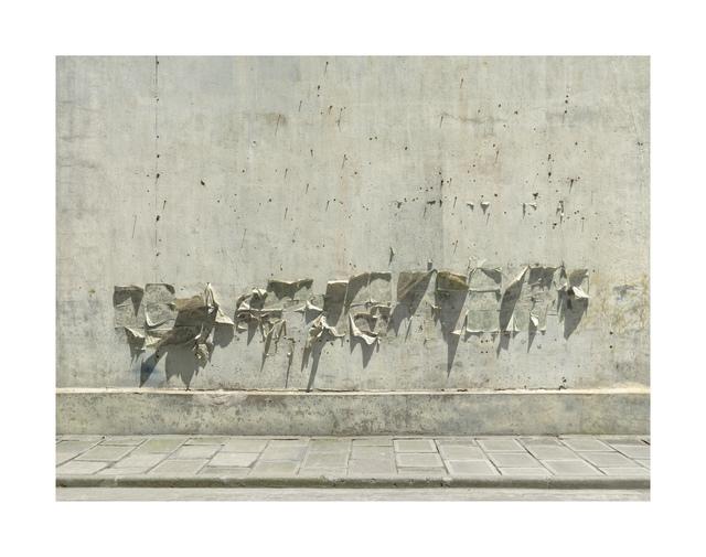 , 'China 12,' 2012, Mimmo Scognamiglio / Placido