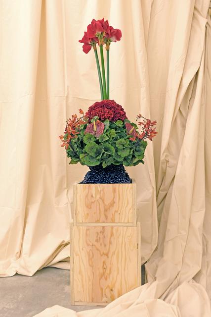 , 'Flower Arrangement 4,' 2018-2019, Tina Kim Gallery