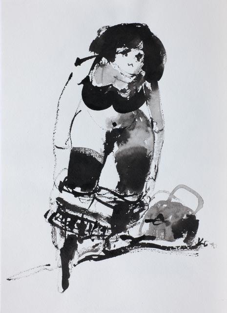 Konstantin Batynkov, 'Model 2', 1990, SM Art