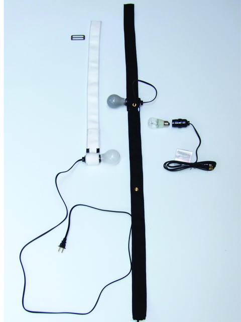 Eddie Figueroa Feliciano, '8 Lamp', 2012, Museum of Arts and Design
