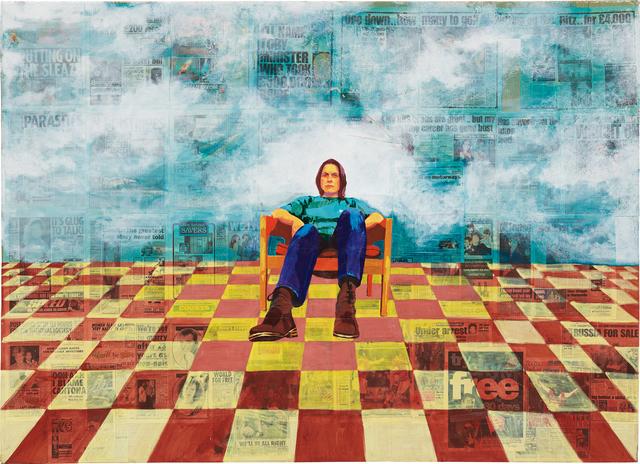 , 'Supersensible,' 1994-1995, Jason Haam